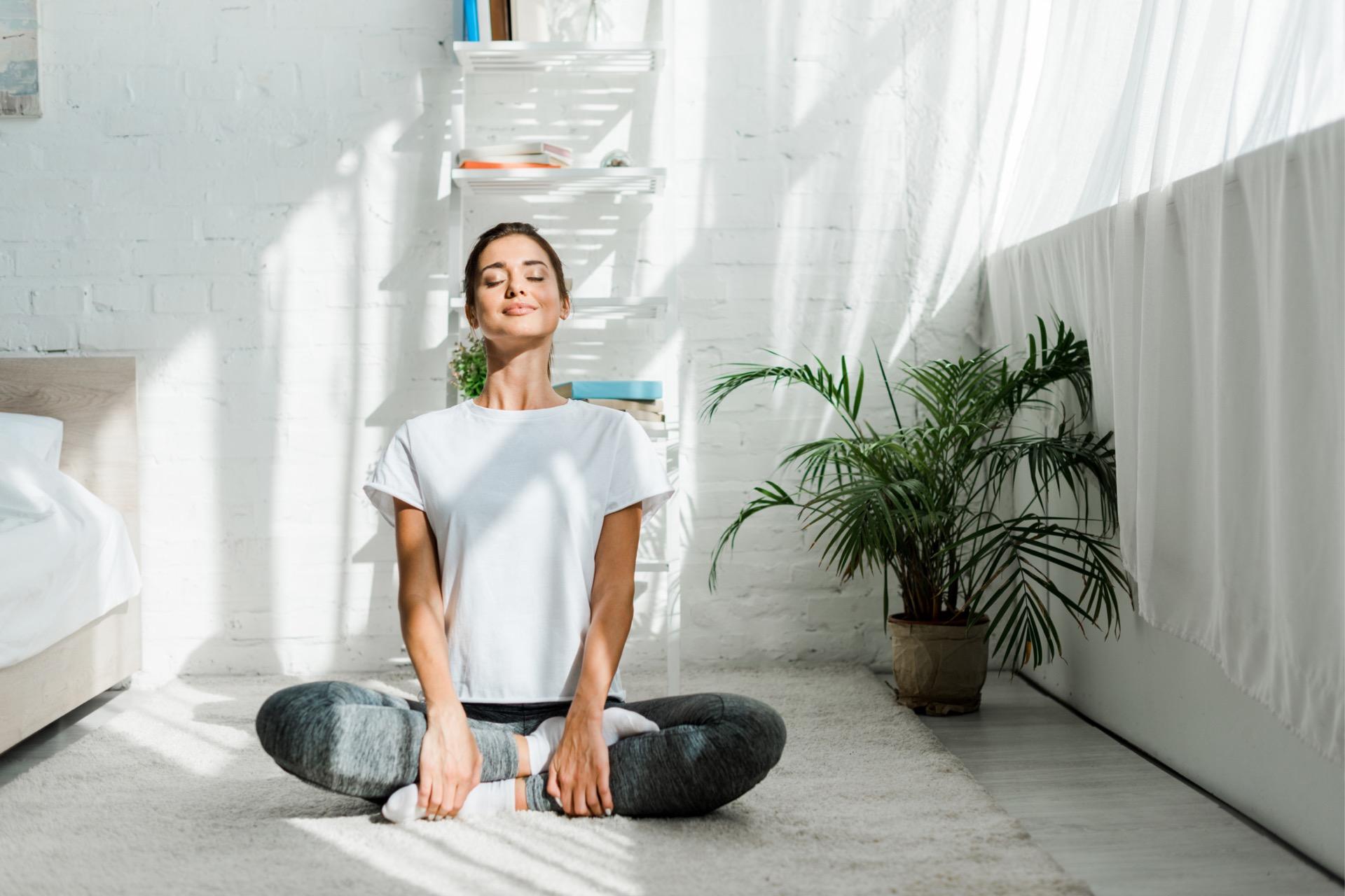 September: National Yoga Awareness Month